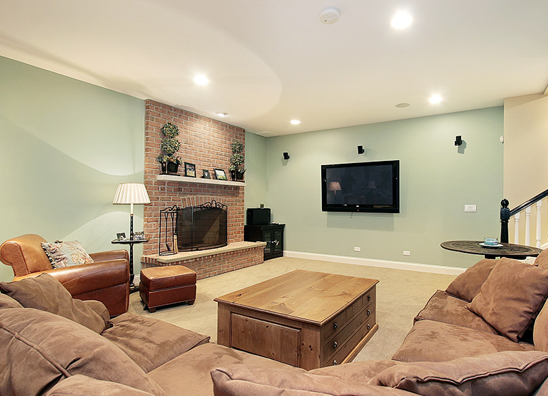 21 basement fireplace ideas - your house needs this