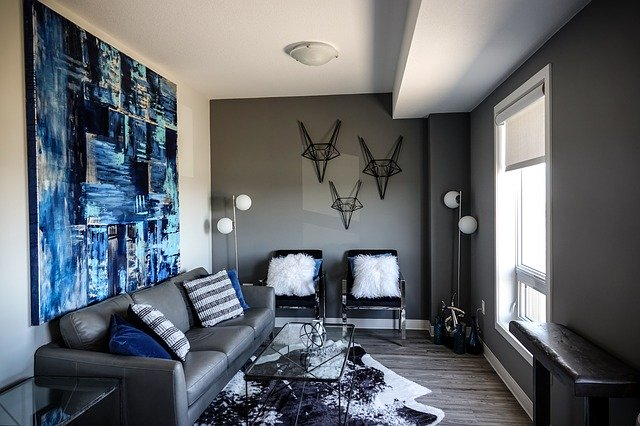 14 Navy Blue And Gray Bedroom Ideas Your House Needs This